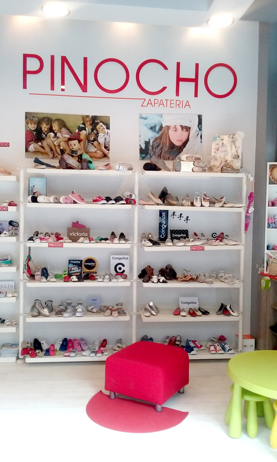 Pinocho Centre Commercial Chaussures Irun Mendibil H9DbeEIWY2