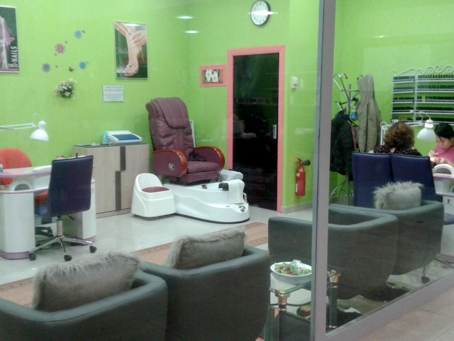 Belleza - Tom Nails - Centro Comercial Mendibil Irún