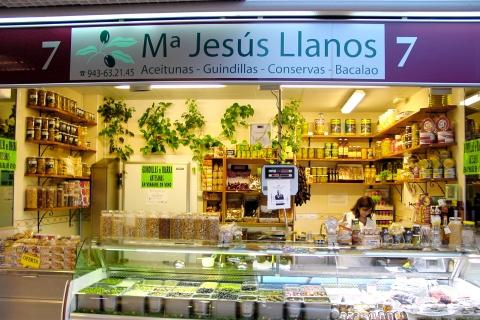 Conservas Mª Jesús Llanos