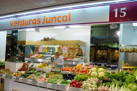 Verduras Juncal