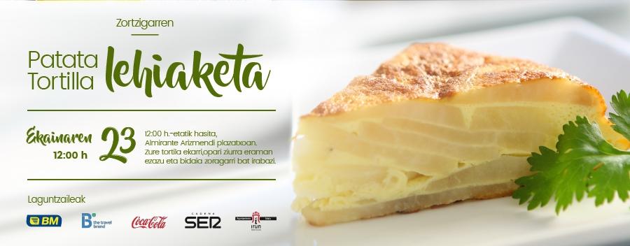 8. patata-tortilla lehiaketa.