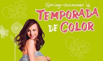 Primavera - Verano. Temporada de color en Mendibil