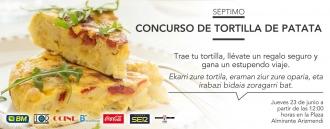 7º CONCURSO TORTILLA DE PATATA