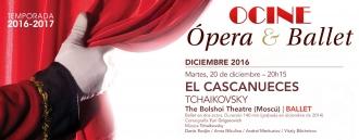 Opera y Ballet en Ocine Mendibil