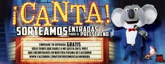 """Sorteo de entradas para el preestreno de """"CANTA"""""""