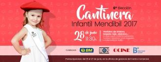 6º ELECCION DE CANTINERA INFANTIL MENDIBIL 2017