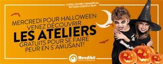 El Halloween más terrorífico ha llegado a Mendibil !!!!