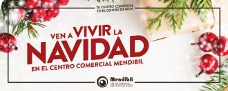 Ven a vivir la navidad a Mendibil