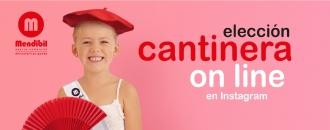 Elección online de Cantinera Infantil Mendibil 2019