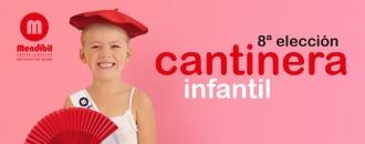 8ª Elección de Cantinera Infantil Mendibil 2019