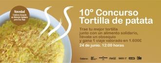 10º Concurso de Tortilla de Patata