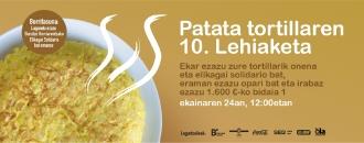 10. Patata-Tortilla lehiaketa