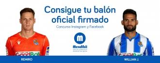 Concurso Instagram y Facebook