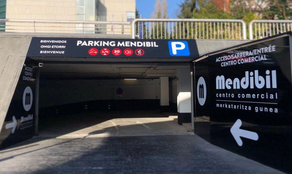 Parking Medibil